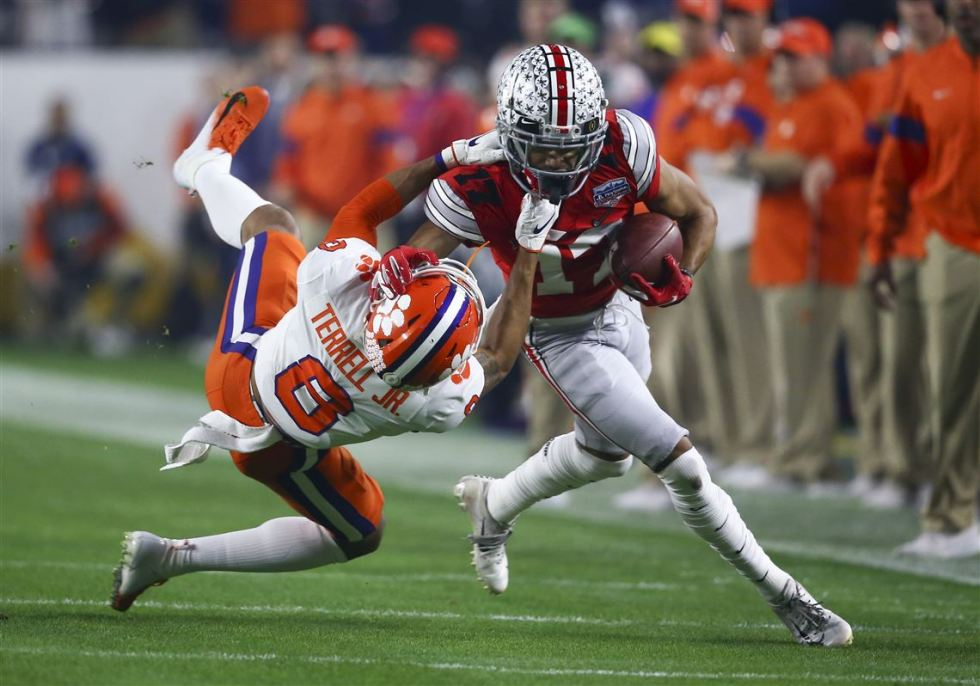 Chris Olave, Ohio State's Mr. Dependable, takes the blame | The Blade