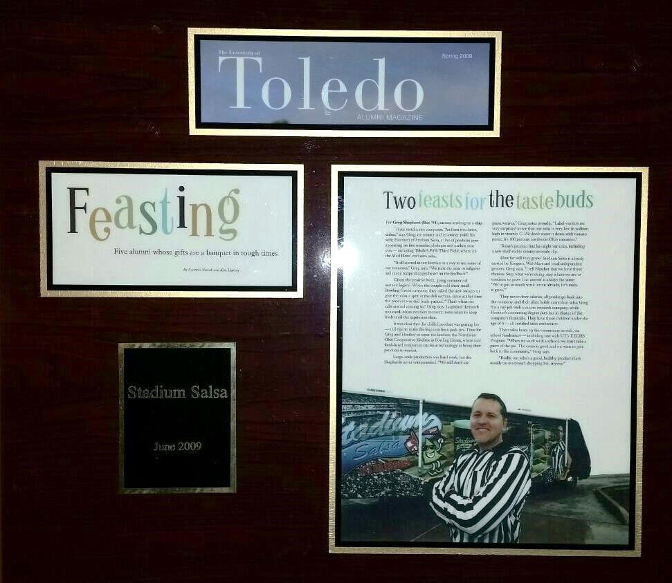 Fresh Products Llc Toledo Oh