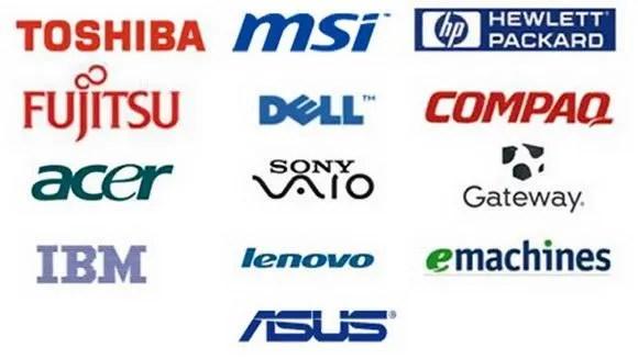 computer brands we service