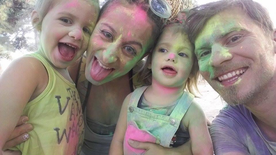 tolee fotitzidis with family