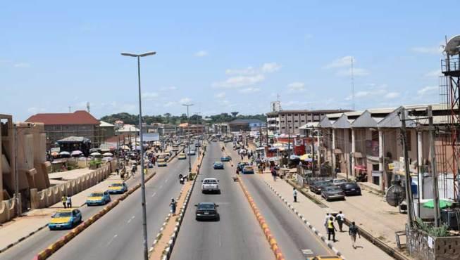 Akure yoruba cities in Nigeria