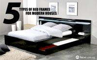 5 Types Of Bed Frames For Modern Houses | ToLet Insider
