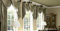 6 Types Of Curtain Rods You Should Know | ToLet Insider