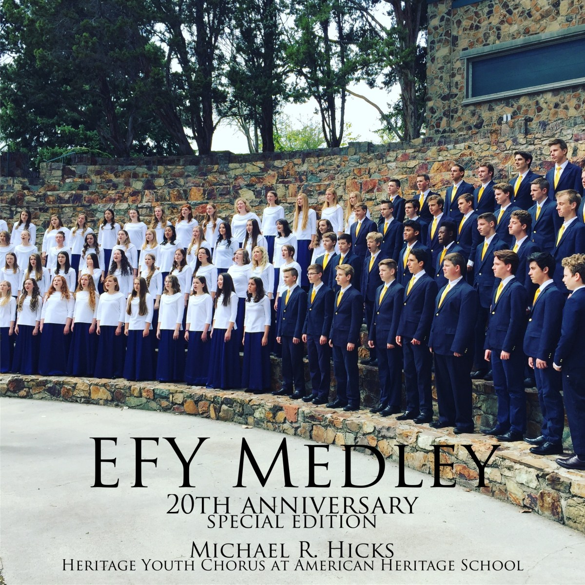 "20th Anniversary Special Edition of the ""EFY Medley"" – To"