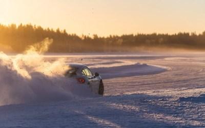 Winter sport, Porsche-style?