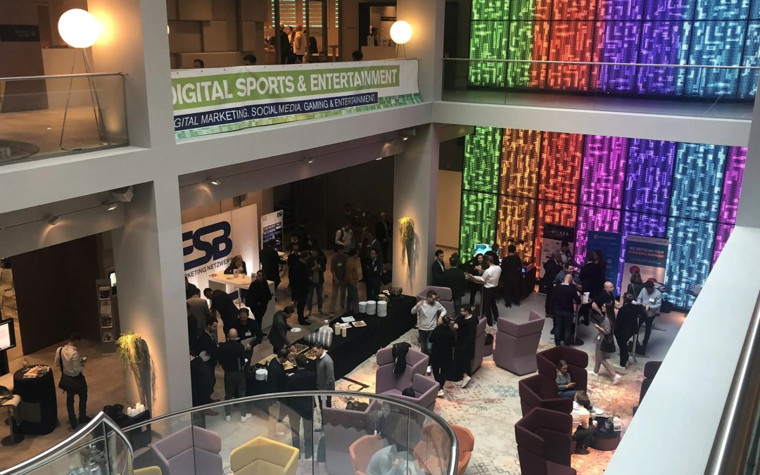 Digital Sports & Entertainment – Innovationsfestival des digitalen Sportbusiness