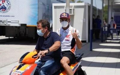 MotoGP – Marc Marquez – Rennverrückt oder Rennwunder?