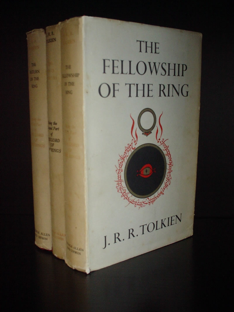 The Lord of Rings in Hardcover