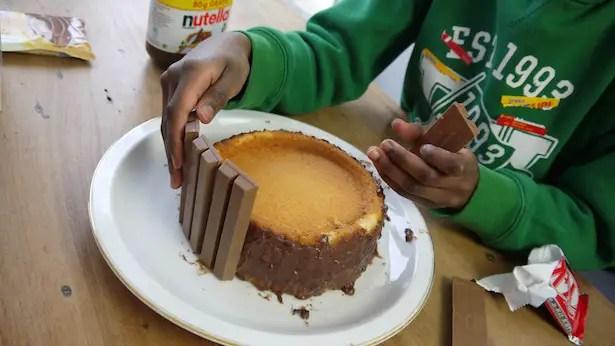 Tolla Torte ohne Backen Sautorte