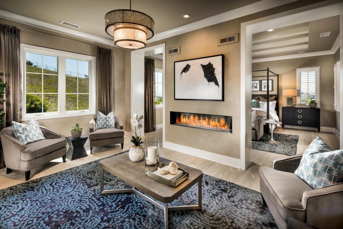 dual primary bedroom trend in luxury homes