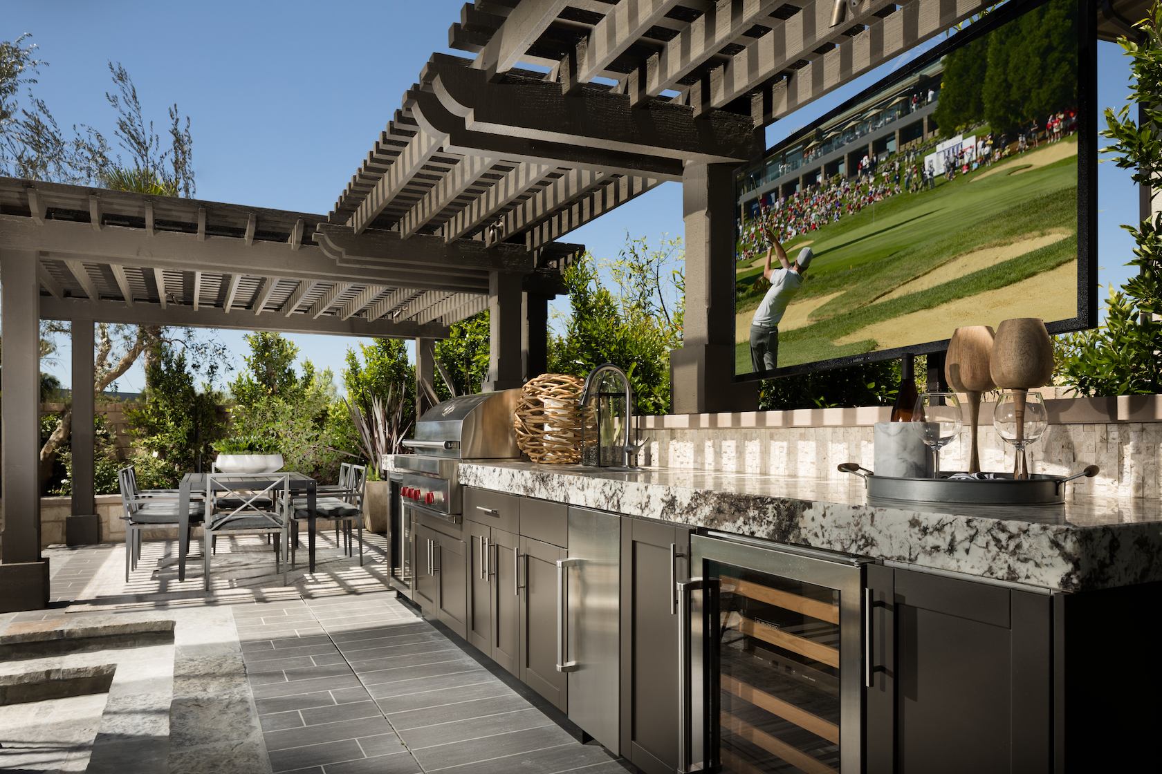Dream Designs Amp Ideas For Your Outdoor Kitchen Build