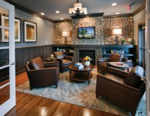Toll Brothers Homes Living Room