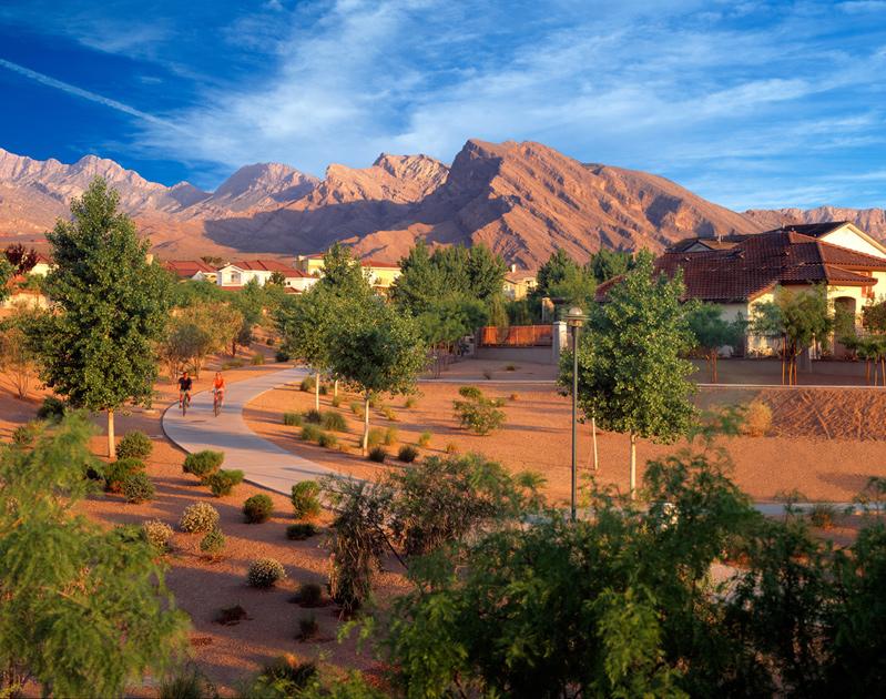Las Vegas NV Active Adult Community Regency At Summerlin