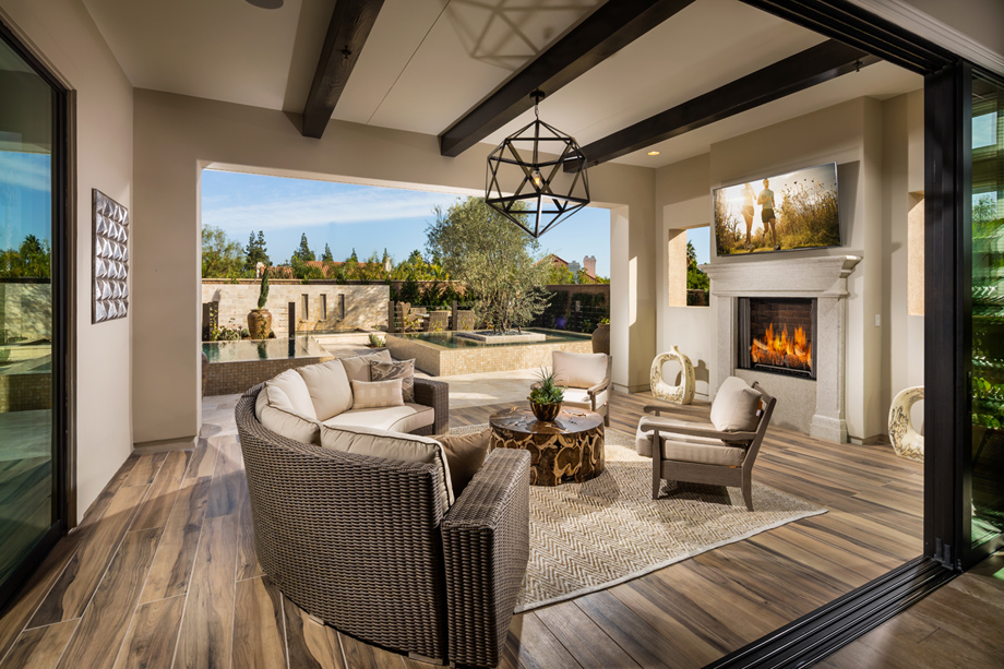 Canyon Oaks  The Foxwood Home Design
