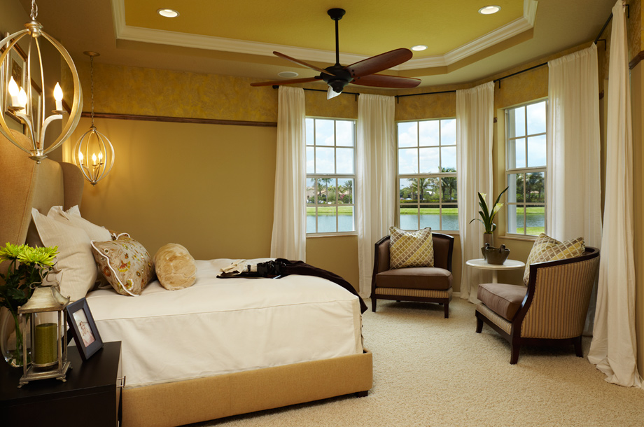 Jupiter Country Club  Carriage Homes  The Pesaro Home Design