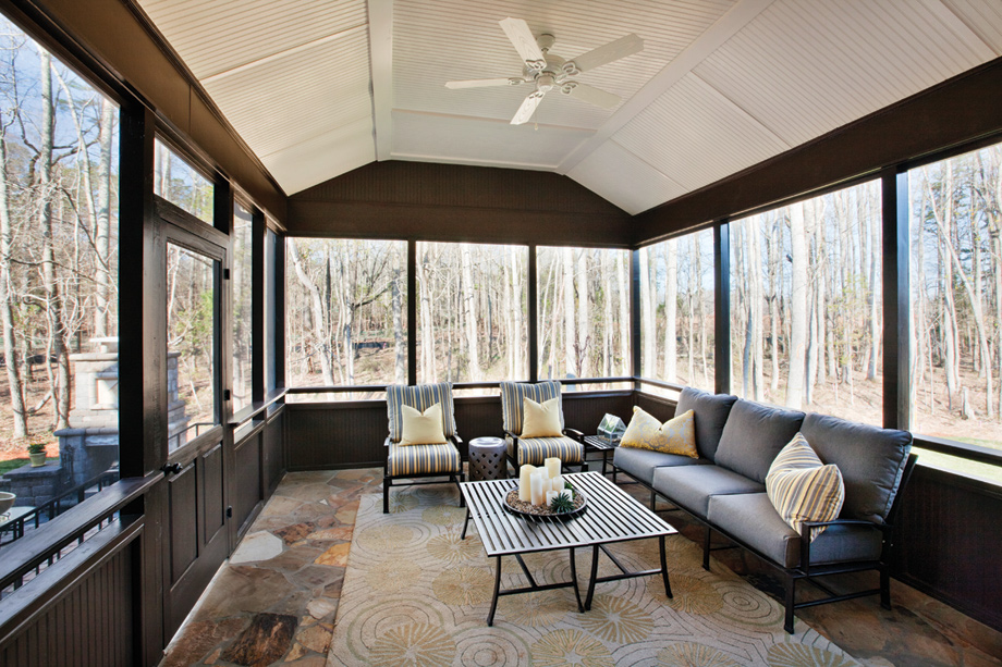 Preserve at Marvin  The Raleigh II Home Design