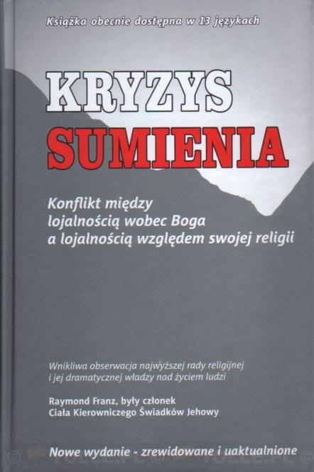 Kryzys sumienia - Klub Książki Tolle.pl