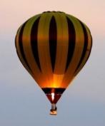 Heiraten im Heißluftballon