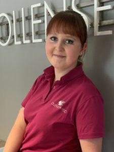 Nadine Haase - Team Tollense Physio Neubrandenburg