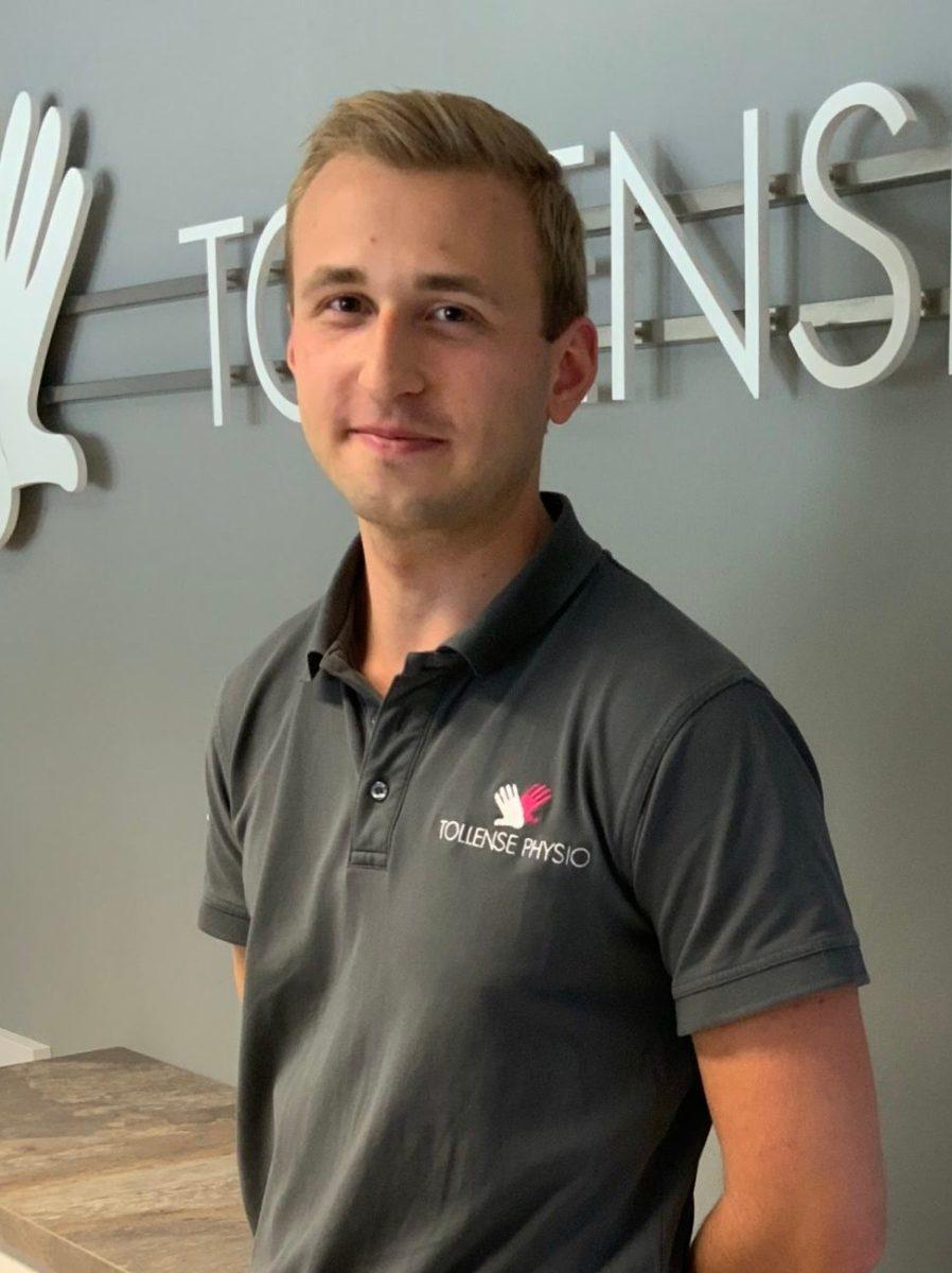 Oskar Kluczenko - Team Tollense Physio Neubrandenburg