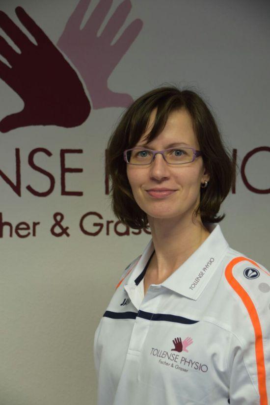 Antje Hohm - Praxisleitung Team Tollense-Physio Neubrandenburg