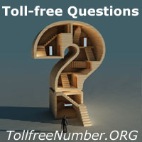 frequently asked questions about toll-free phone numbers