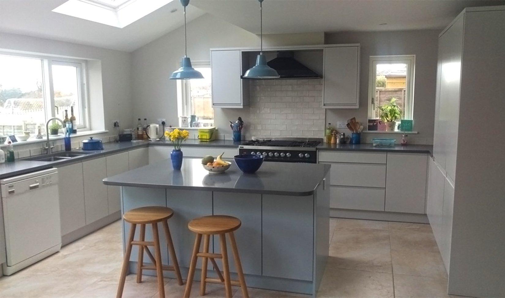 Tollgate Kitchens Oxfordshire Fitted Kitchen Design