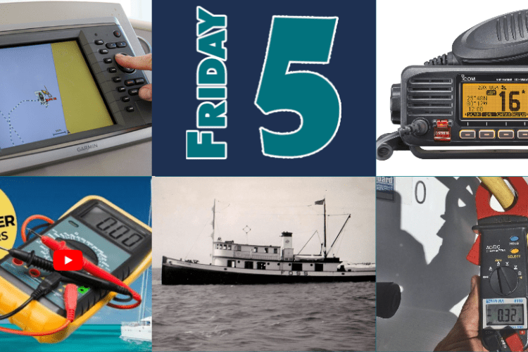 Friday Five August 21