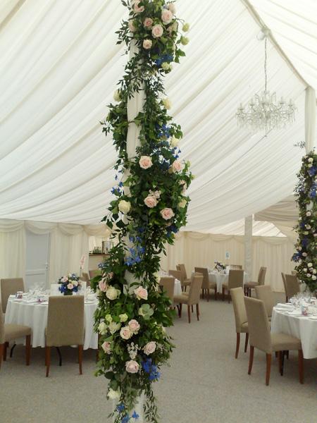 Wedding Flowers Newmarket Suffolk Cambridgeshire