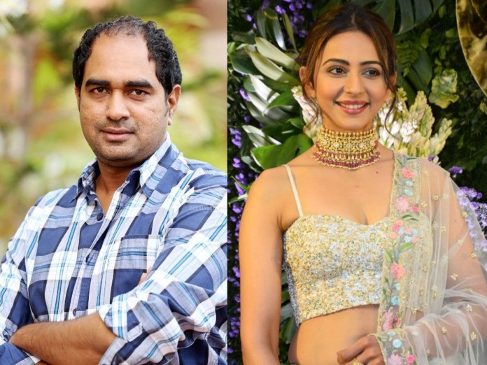 Krish disturbed! Reason Rakul Preet Singh - tollywood