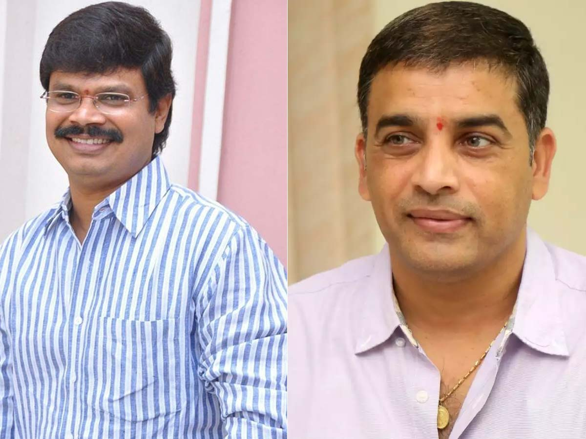 Dil Raju's project with Boyapati Srinu