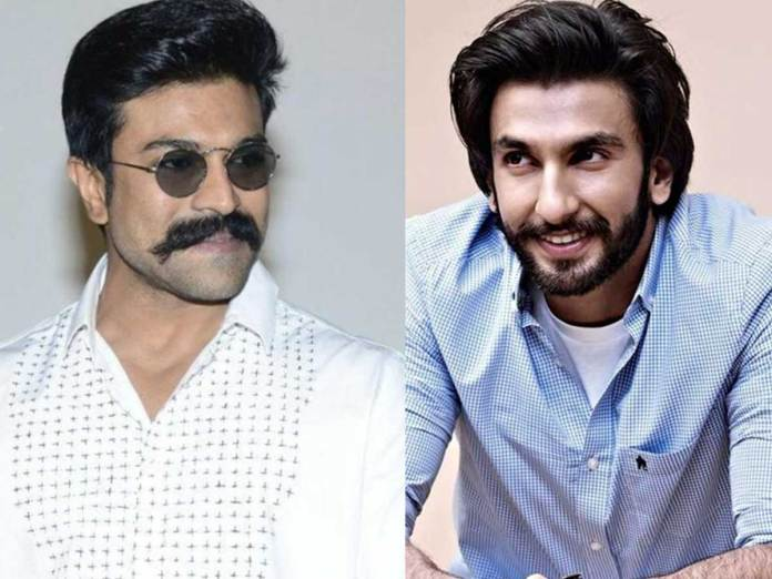 Ranveer Singh to attend the launch of Ram Charan and Shankar film