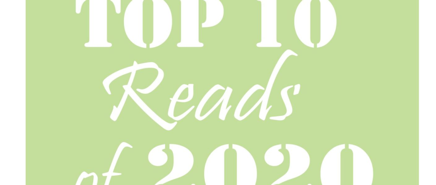 Top Reads of 2020