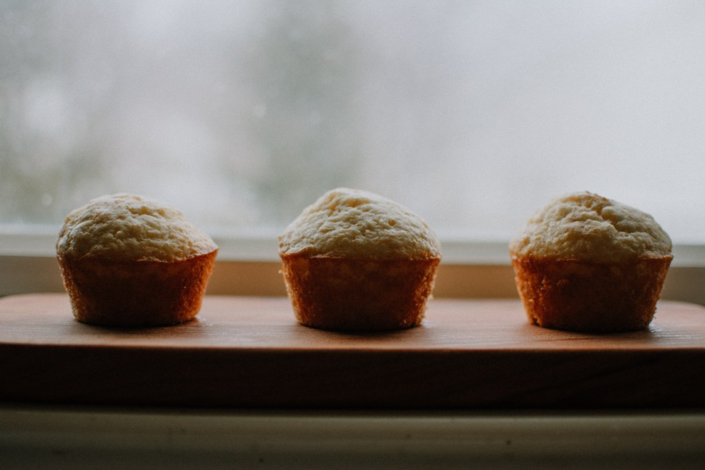 From-the-Pantry Honey Muffins
