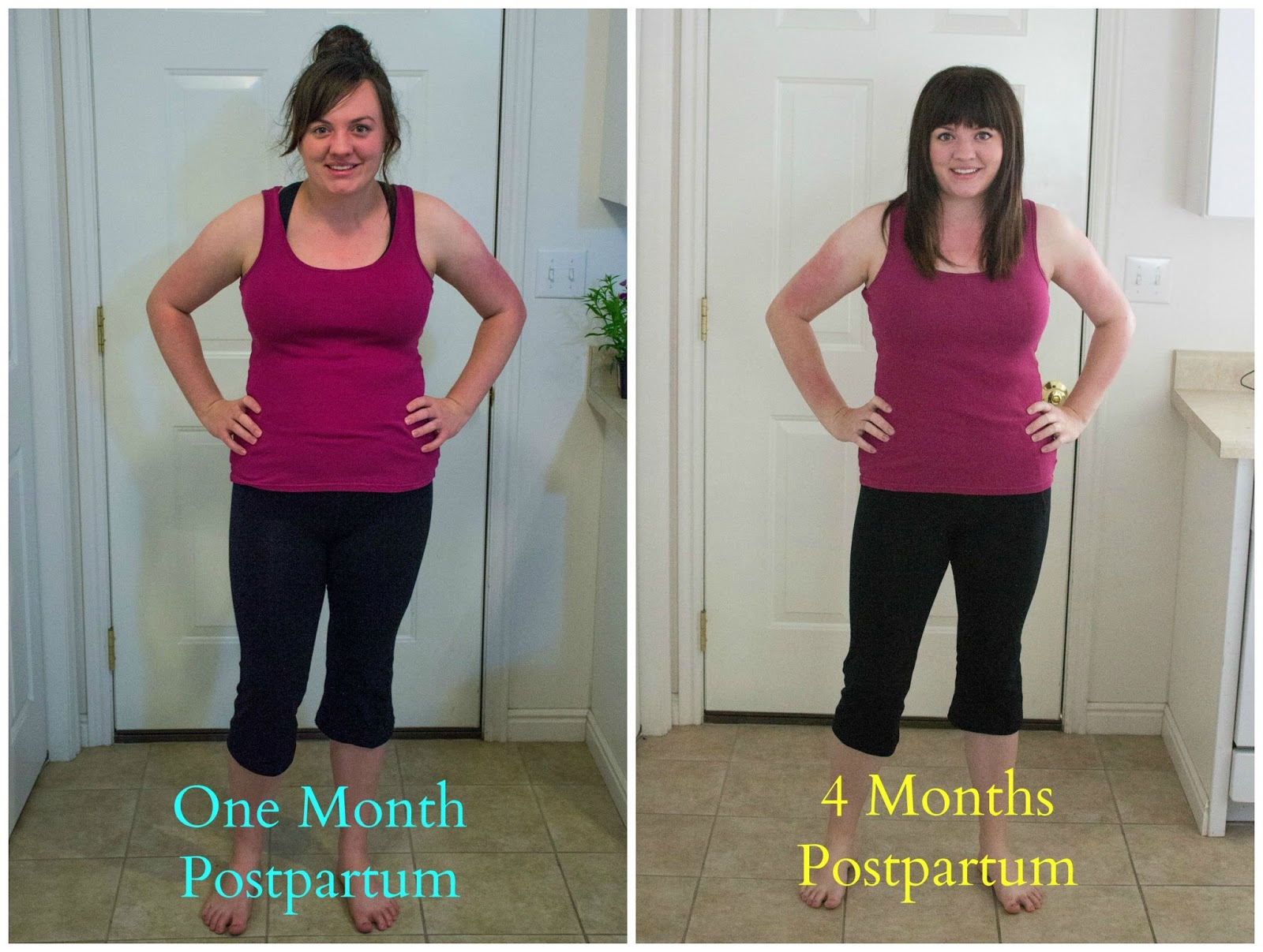 Body After Baby: 4 Months Postpartum