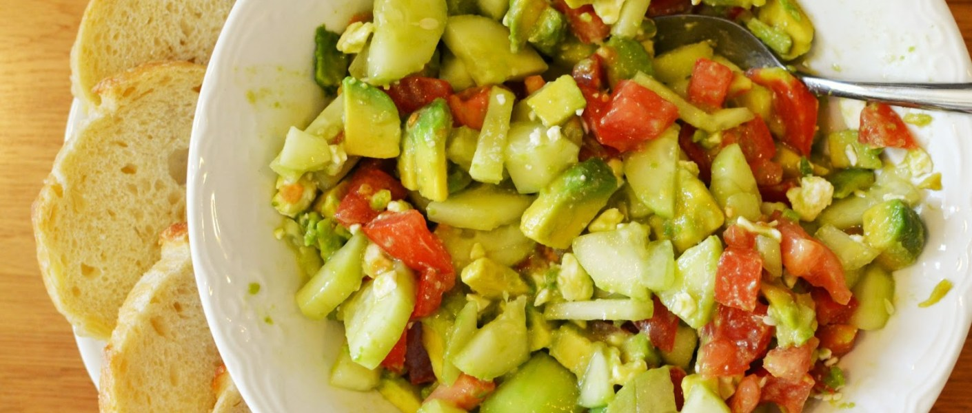 Easy Summer Salad For Two