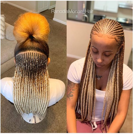African Braids Styles Pictures 2020 Best Braided Hairstyles To Rock