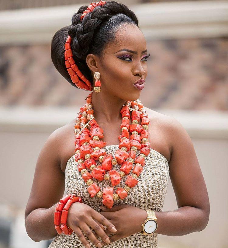 Latest Dress Styles In Nigeria | Fashion Designs: Edo ...