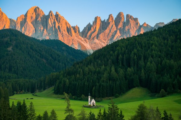Most Beautiful Pictures of the Dolomites in Italy