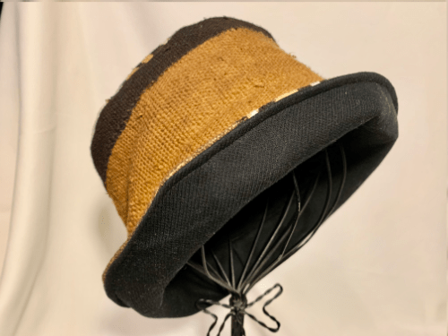 Mud Cloth Hat #64