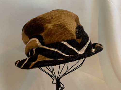 Mud Cloth Hat #62
