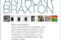 Anthony Braxton: The Complete Remastered Recordings on Black Saint and Soul Note (Cam Jazz, reedición 2011)