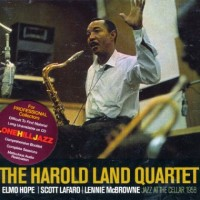 The Harold Land Quartet Jazz At The Cellar Door