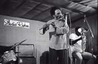 Sam Rivers (1923 - 2011) Studio Rivbea, 1976 Photo by Tom Marcello