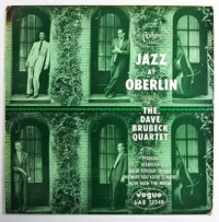 The Dave Brubeck Quartet Jazz At Oberlin