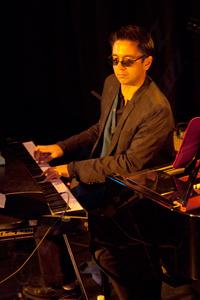 Vijay Iyer, photo by Sergio Cabanillas
