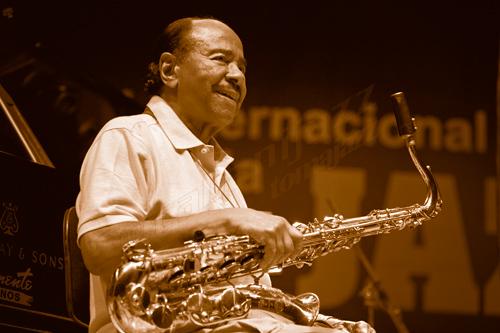 Benny Golson.