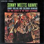 Portada de Sonny Meets Hawk!
