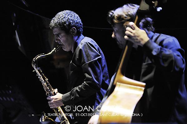 07_CARLES I JOAN MARGARIT (©Joan Cortès)_21oct13_45FIJazzBcn_TeatreAuditori_Sant Cugat (Bcn)