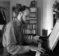 Jan Johansson en 1965. Fotografía por Lennart Håwi
